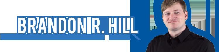 Brandon R. Hill